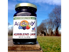 Agriblend Jam - Our Blend of Blackberries & Raspberries